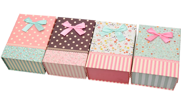 Fancy Foldable Gift Boxes
