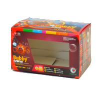 Toy Box with Window CPB-104