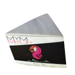 Custom Shape Make Up Box CB-108
